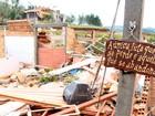 Quase 50 mil pessoas foram atingidas pela chuva no Paraná