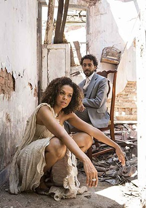 Ana Carbatti e Renato Carrera (Foto: Divulgação)
