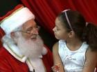 Amor por Natal une casal em trabalho voluntário há 6 anos: 'É uma benção'