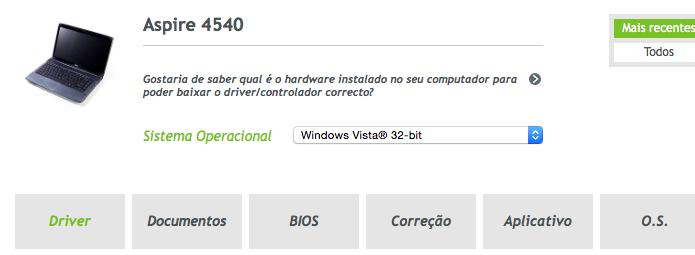 Verifique a foto do computador para confirmar (Foto: Reprodução/Helito Bijora)