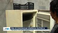 Moradores podem trocar geladeiras velhas por novas em Goiânia
