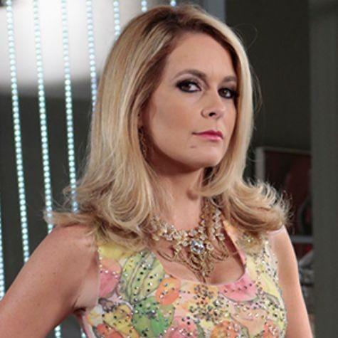 Cláudia Abreu é Pamela Parker em 'Geração Brasil' (Foto: Record)