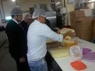600 Kg de alimentos impróprios para consumo são encontrados na Serra