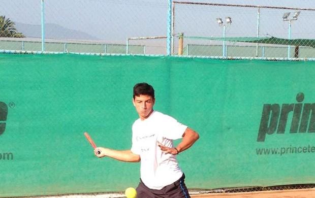 Tenista Paulo Siracusa é de São José dos Campos (Foto: Divulgação)