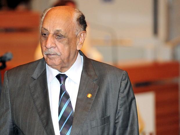 O ex-vice-governador do Distrito Federal Benedito Domingos durante sessão na Câmara Legislativa (Foto: CLDF/Divulgação)