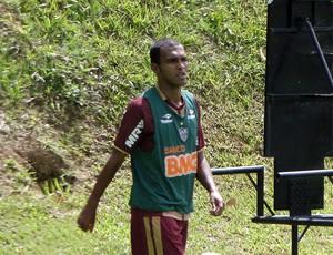Richarlyson treino Atlético-MG (Foto: Fernando Martins)