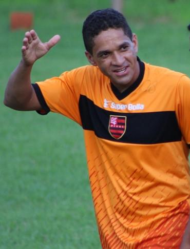 Capela e Niel Flamengo-PI (Foto: Wenner Tito )