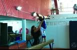 Equipe de ginástica da Paraíba se prepara para a segunda etapa da Copa Nordeste
