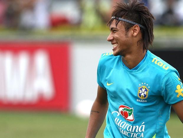 Neymar, Seleção Brasileira (Foto: Mowa Press)
