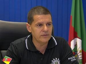 Delegado Omar Abud foi preso na operação Financiador (Foto: Arquivo/RBS TV)