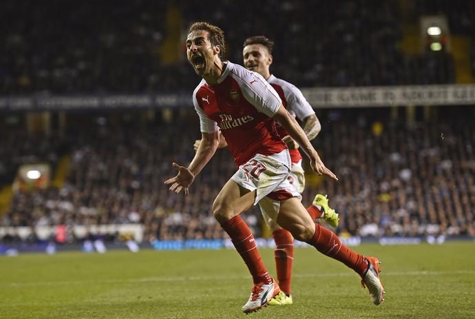 Flamini Arsenal tottenham (Foto: Reuters)