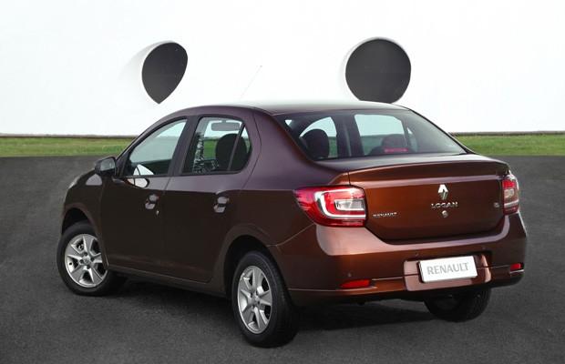 Renault Logan Dynamique 2014 (Foto: Divulgação)