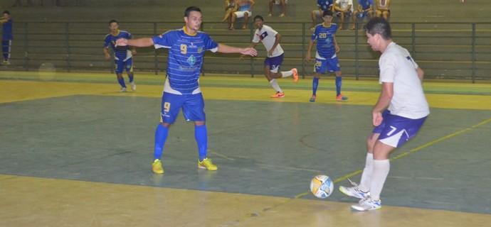 Taça Roraima de Futsal Adulto (Foto: Nailson Wapichana)