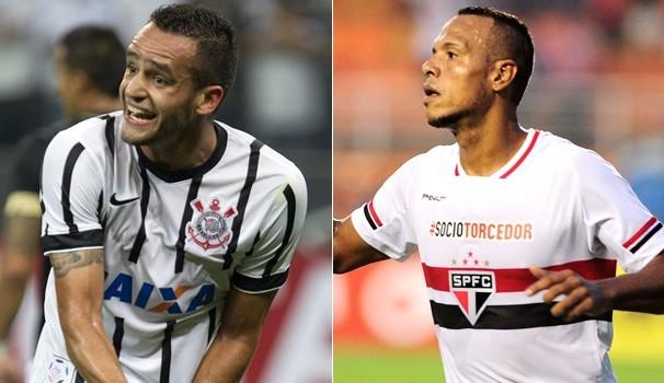 Corinthians x São Paulo  (Foto: Divulgação)