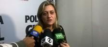 Preso suspeito de matar casal em acidente (Roberta Oliveira/G1)
