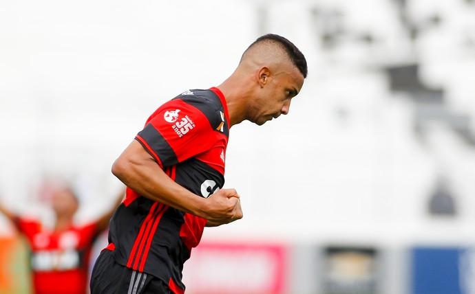 Jorge, Ponte Preta x Flamengo (Foto: Agência Estado)