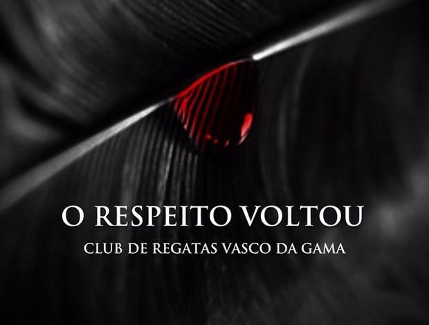 Zoação do Vasco com o Flamengo