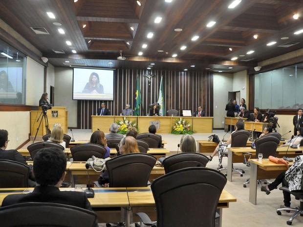 Assembleia Legislativa do RN (Foto: João Gilberto/ALRN)