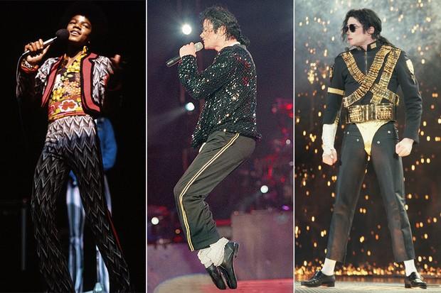 MODA - Estilo Michael Jackson (Foto: Getty Images)