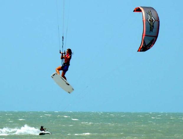 Piauí recebe primeira etapa do Campeonato Brasileiro de Kitesurf  (Foto: Morais Brito)