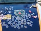 Guarda faz cerco e prende dois homens por tráfico de drogas em Itu