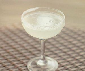 Drinque 'Margarita' com licor de laranja