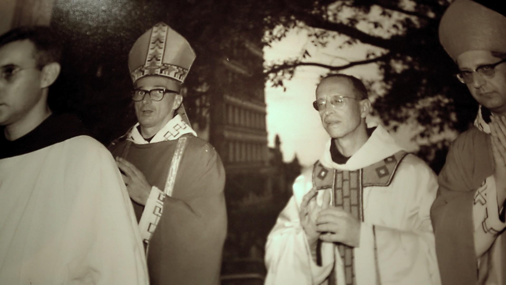 Dom Timóteo, abade do Mosteiro de São Bento, tem história retratada em filme (Foto: Divulgação)