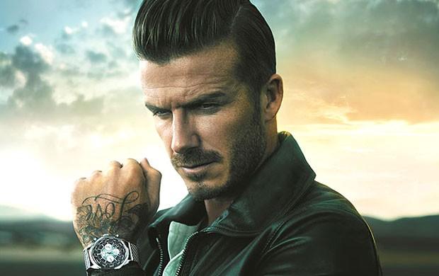Beckham - relógio - boleirama (Foto: Divulgação)