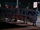 Vitória de Trump gera protestos nos Estados Unidos