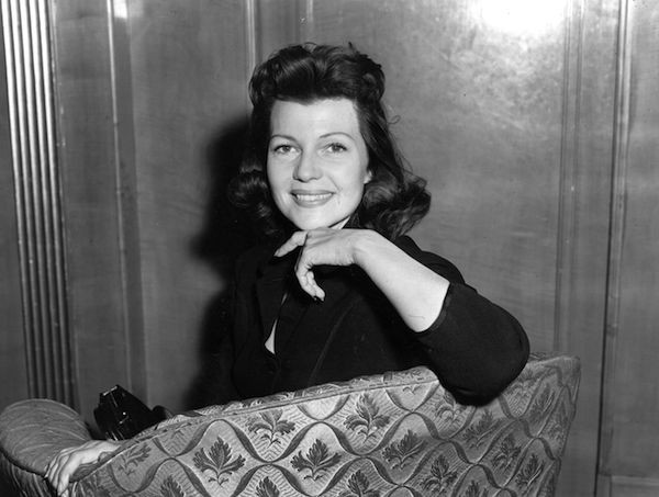 A atriz Rita Hayworth (1918 -1987)  (Foto: Getty Images)