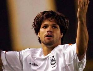 Diego santos 2003 (Foto: Jonne Roriz / Agência Estado)