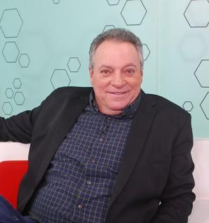 Abel Braga no Bem, Amigos (Foto: Marcos Guerra)