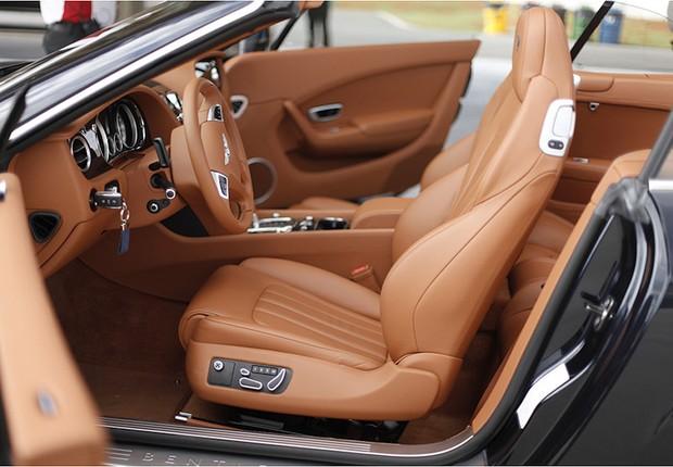 Bentley Continental GT3 (Foto: Bentley)