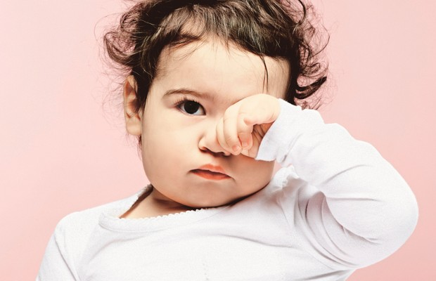 bebê com sono (Foto: Thinkstock)