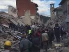 'Horrível', diz brasileira na Itália que sentiu tremor a 120km de epicentro
