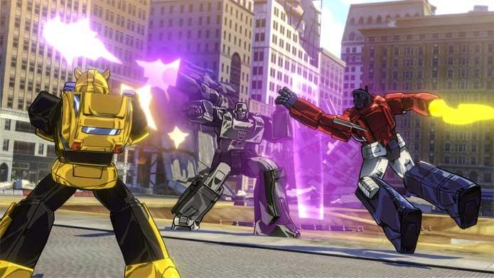 Transformers Devastation (Foto: Divulgação/Platinum)