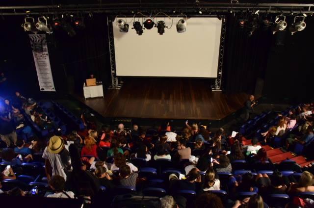 Teatro Municipal vai receber mostra de filmes (Foto: Divulgação / Curta Cabo Frio)