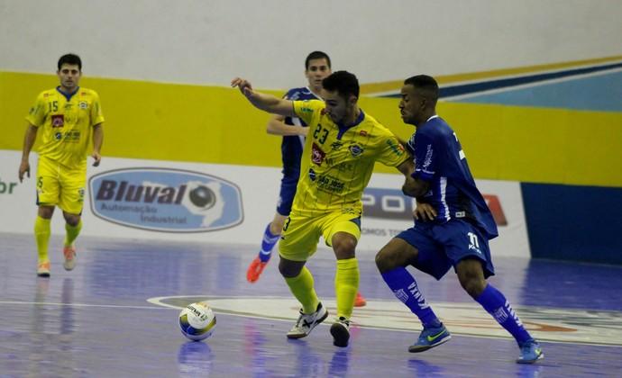São José Futsal, Minas Futsal, Lina Nacional de Futsal (Foto: Quarttus Marketing/Divulgação)