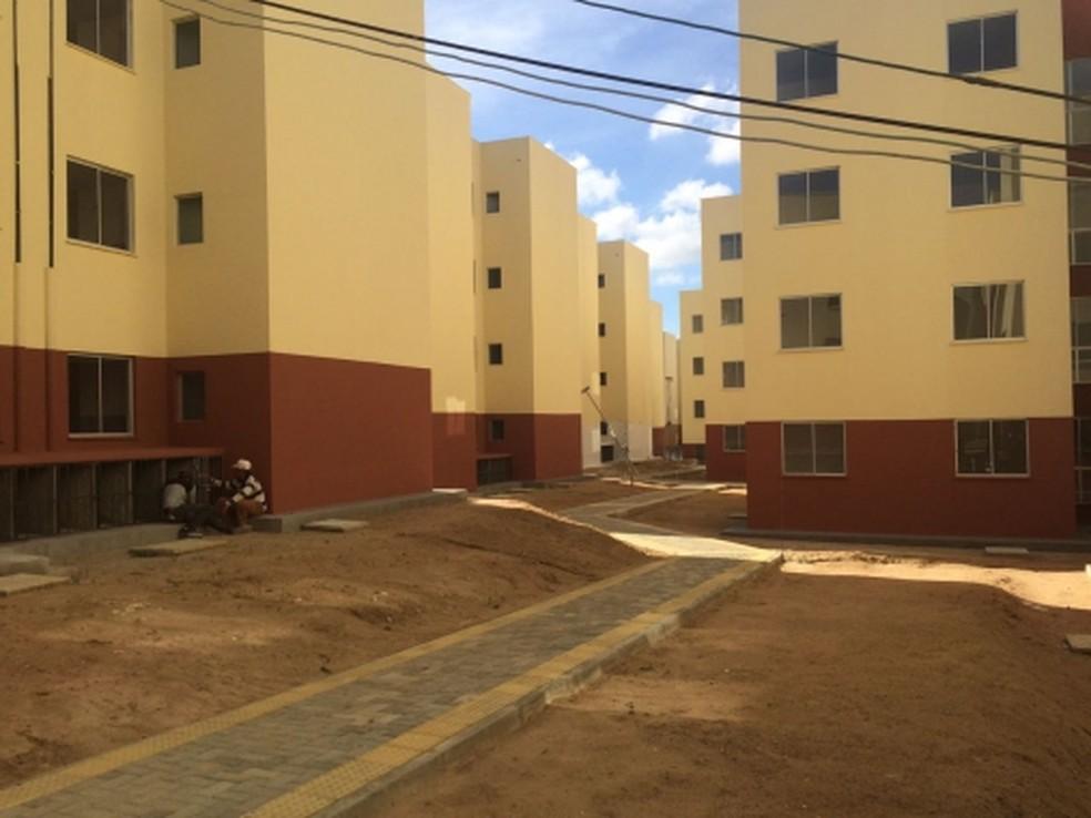 Prefeitura vai sortear mais de 800 apartamentos populares  (Foto: Divulgação/Prefeitura de Natal )