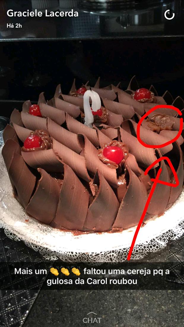 Graciele Lacerda ganha festa de aniversário (Foto: Reprodução/Instagram)