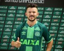 Grolli, Nadson e Rossi: Chapecoense apresenta primeiros reforços para 2017