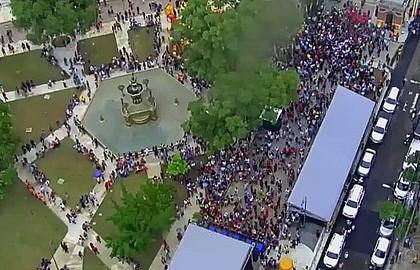 JAM 2ª Edição: Praça da Matriz é reinaugurada em Manaus