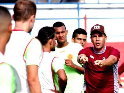 Chiquinho Lima Inter de Lages (Foto: Nilton Wolff/Inter de Lages)