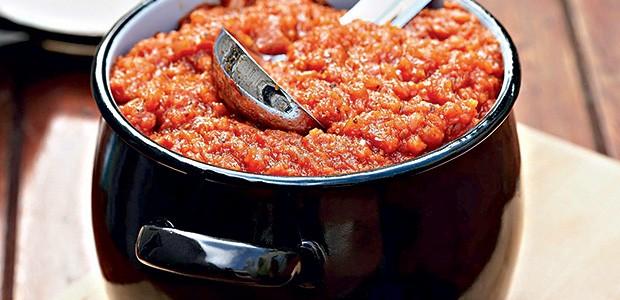 Molho básico de tomate (Foto: StockFood / Gallo Images Pty Ltd.)