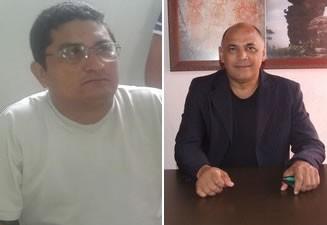 José da Costa Alves será efetivado no cargo, no lugar de Sérgio Monteiro (Foto: Josiane Freitas e Divulgação PMMA)