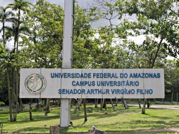 Curso será realizado no Campus da UFAM (Foto: Suelen Gonçalves/G1AM)
