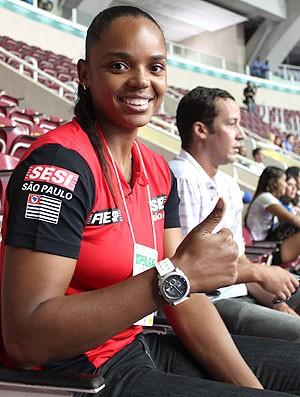 Sassá, do Sesi (Foto: Leonardo Velasco / Globoesporte.com)