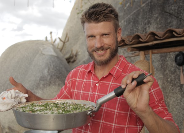 O apresentador de 'Tempero de Família' manda muito bem na cozinha (Foto: Reprodução Instagram )