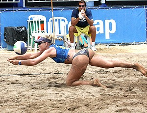 Julia Schmidt, vôlei de praia (Foto: aleAlexandre Arruda / CBV )