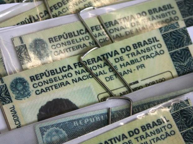 Foram 16 mil notificações de suspensão de CNH nos dois primeiros meses de 2017 (Foto: Divulgação/Detran-PR)